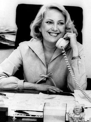 Muriel Siebert, First Female Member of New York Stock Exchange, Dies