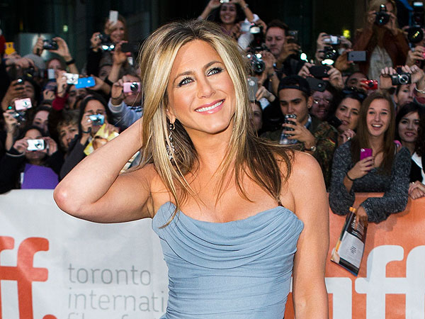 Jennifer Aniston Parade Interview: Awkward Phase Photos