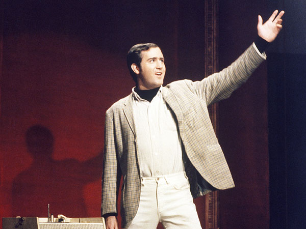 Andy Kaufman May Still Be Alive, According to Brother Michael