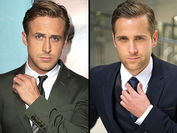 Grant Hazell Looks Just Like Ryan Gosling
