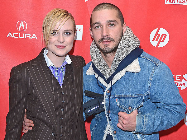 Charlie Countryman: Evan Rachel Wood, Shia LaBeouf Then & Now
