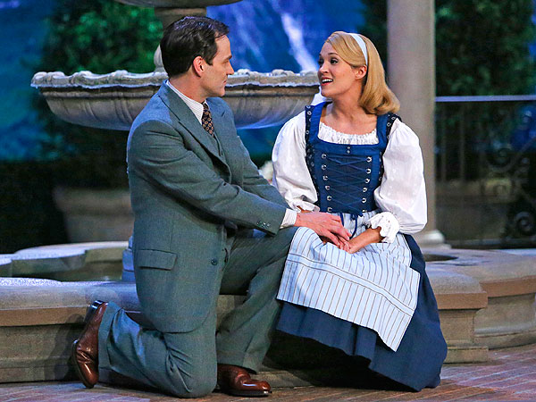 Carrie Underwood stars in The Sound of Music Live on NBC