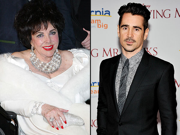 Colin Farrell Talks Elizabeth Taylor and Their 'Extraordinary' Friendship