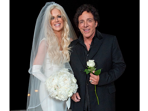 Michaele Salahi Marries Neal Schon on Pay-Per-View
