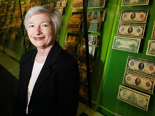 Janet Yellen: 5 Things to Know About Obama's Choice to Run the Federal Reserve