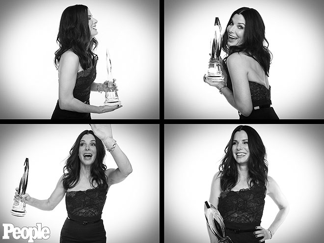 People's Choice Awards Photo Booth Fun