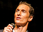 See Latest Matthew McConaughey Photos