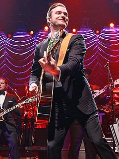 Star Tracks: Star Tracks: Monday, May 6, 2013 | Justin Timberlake