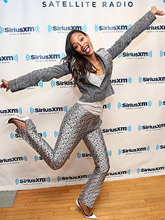 Star Tracks: Star Tracks: Friday, May 17, 2013 | Zoe Saldana