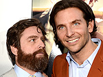 Star Tracks: Star Tracks: Tuesday, May 21, 2013 | Bradley Cooper, Ed Helms, Zach Galifianakis