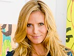 Star Tracks: Star Tracks: Thursday, June 20, 2013 | Heidi Klum