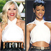 Fashion Faceoff: Gwen vs. Rihanna