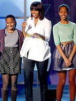 The First Family of Style: Inauguration Weekend | Malia Obama, Michelle Obama, Sasha Obama