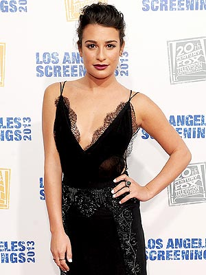 Last Night's Look: Love It or Leave It? | Lea Michele