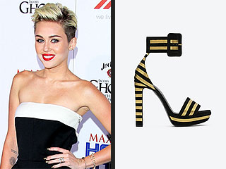 I Really Love My ... Miley's Heels and More!