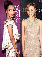 Get a Star-Worthy Updo in Seconds | Bella Thorne, Kerry Washington