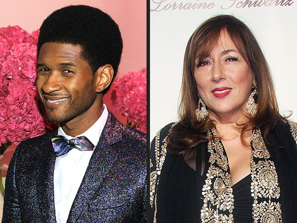 Usher Bids $80K on Photo, Loses to Lorraine Schwartz