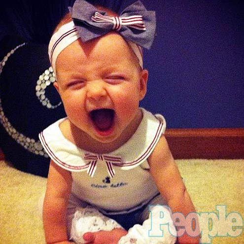 Funny Faces: Your Cuties Who Made Us Giggle