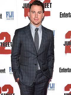 Channing Tatum 22 Jump Street Premiere