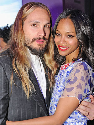 Zoe Saldana on Confidence, Marriage, Tattoo : People.com