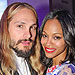 Zoë Saldana Talks Marriage and Her Husband's 'Romantic' Tattoo