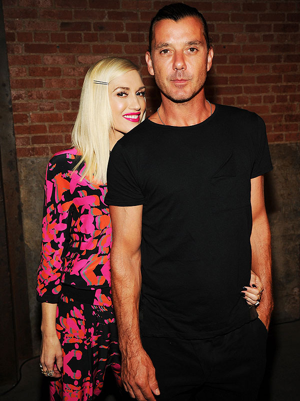 Gavin Rossdale Talks Working with Wife Gwen Stefani on The Voice