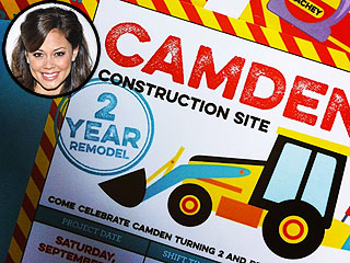 Nick and Vanessa Lachey Throw Construction-Themed Party for Son Camden (PHOTOS)