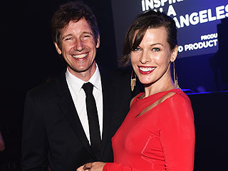 Milla Jovovich: I'm Expecting a Baby Girl!