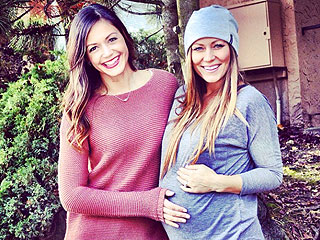 Renee Oteri's Bump Gives Bachelorette Desiree Hartsock Baby Fever (PHOTO)