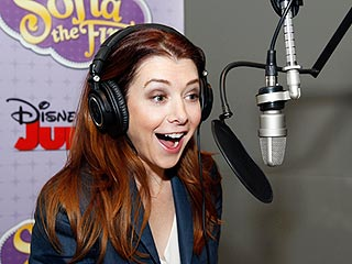 See Alyson Hannigan's Sweet Role on Sofia the First – and Why Her Daughters Might Miss It
