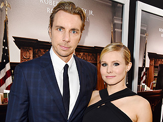 It's Another Girl for Dax Shepard and Kristen Bell!