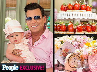 David Tutera Daughter's Birthday