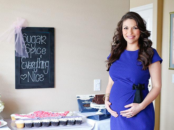 DeAnna Pappas Stagliano's Sweet & Precious Baby Shower