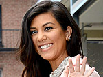 See Latest Kourtney Kardashian Photos