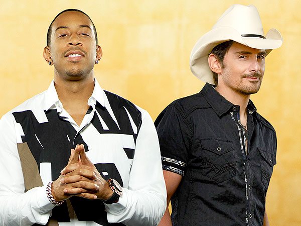 Brad Paisley, Ludacris Bet on Rising Star