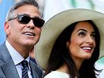 George Clooney & Amal Alamuddin's Whirlwind Wedding Weekend