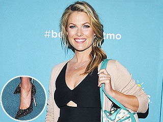 Forget Flats! Stars Are Pregnant in Heels