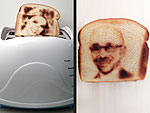 This Toaster Will Singe Selfies On Your Bread