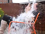 Top Chef's Stephanie Izard 'Flashdances' Her Ice Bucket Challenge