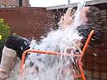 Top Chef's Stephanie Izard 'Flashdances' Her Ice Bucket Challenge