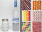 How to Make Candy-Infused Vodka for Halloween