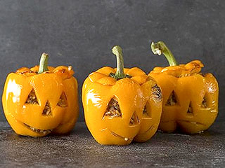 Move Over, Pumpkins: Four New Foods to Carve This Halloween