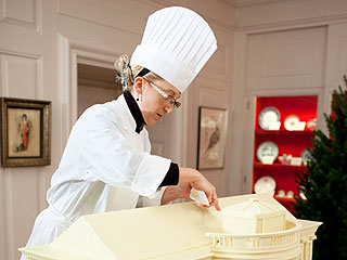 Meet the New Baker-In-Chief: White House Names First-Ever Female Pastry Chef