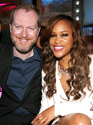 Eve with Husband Maximillion Cooper