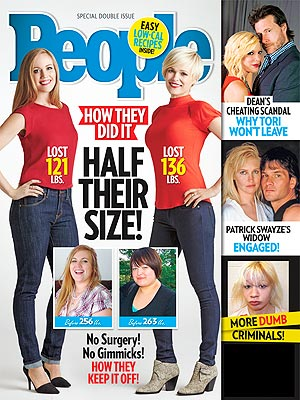 Half Their Size! Meet Two Women Who Lost More Than 100 Lbs. Each