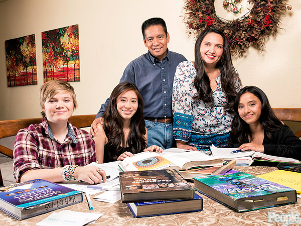 Roy and Claudia Asprer Help Their Foster Kids Get an Education