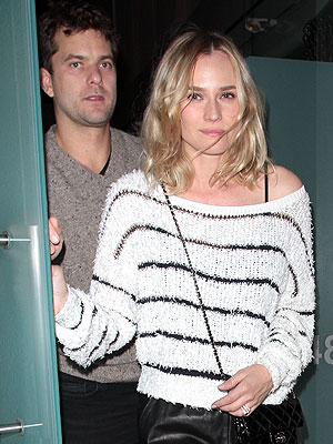 Diane Kruger and Joshua Jackson: Are They Engaged?