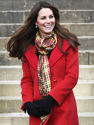 Kate Shops as William Starts His Studies at Cambridge