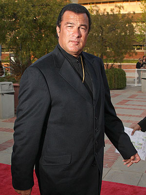 Steven Seagal Considers Run for Arizona Governor