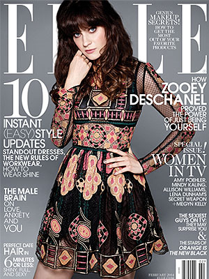 Zooey Deschanel: I Wasn't the Most Popular Child